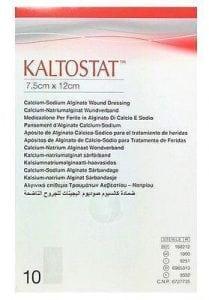Kaltostat wound dressings /alginate pads