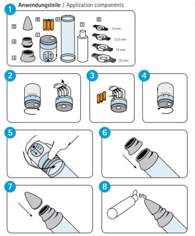 Active Erection System, στυτική δυσλειτουργία, βοήθημα στύσης