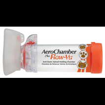 Aerochamber Plus Flow - Vu Anti - Static βρεφικό με μάσκα