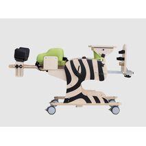 Καρέκλα αποκατάστασης και κρεβάτι - ZEBRA INVENTO