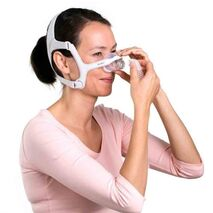 Ρινική μάσκα AirFit N20 της ResMed