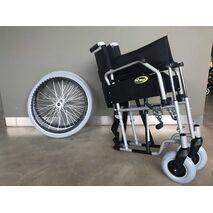 Αναπηρικό αμαξίδιο απλού τύπου Economy