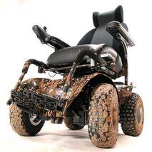 Ηλεκτροκίνητο αναπηρικό αμαξίδιο Extreme X8
