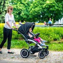 Παιδικό καροτσάκι βόλτας Hippo +