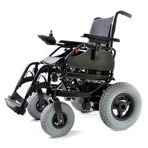 Jumper - Ενισχυμένου τύπου ηλεκτροκίνητο αμαξίδιο