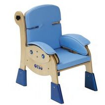 OIBO - Ξύλινο παιδικό κάθισμα