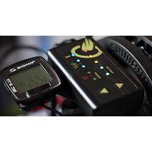 Batec hybrid -Ένδειξη μπαταρίας, ρύθμιση ταχύτητας, LCD οθόνη