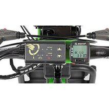 Batec Rapid - Ένδειξη μπαταρίας, ρύθμιση ταχύτητας, LCD οθόνη