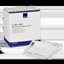 Γάζες Non woven αποστειρωμένες 4ply 50 x 2 τεμάχια - Curi Med