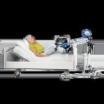 Letto 2 μηχάνημα γυμναστικής για κλινήρεις ασθενείς