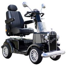 Ενισχυμένο ηλεκτροκίνητο scooter Gatsby