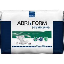 Πάνα Ημέρας Abri-Form, Zero M0 Medium 0 – 26 τμχ