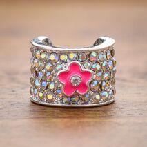 Charms στηθοσκοπίων - Gloss Flower