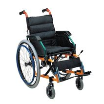 Παιδικό αναπηρικό αμαξίδιο αλουμινίου AC-55