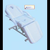 Πολυθρόνα-Κρεβάτι Με Ηλεκτρική Ρύθμιση Ύψους 1,35 x 0,84 x 0,62 - 0,82m