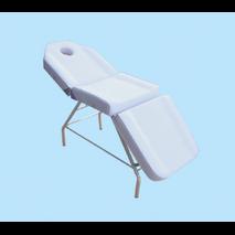 Πολυθρόνα Κρεβάτι Χρωμίου 1,60 x 0,62 x 0,78m