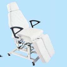 Πολυθρόνα με ηλεκτρική ρύθμιση υψους ρεφλεξολογίας - πεντικιούρ 1,55x0,72x0,60-0,74m