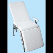 Πολυθρόνα Relax Νέου Τύπου  (Προσώπου – Σώματος) Χρωμίου 1,02 x 0,71 x 1,16m