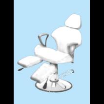Πολυθρόνα ρεφλεξολογίας πεντικιούρ με ρυθμιζόμενο ύψος