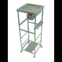 Τραπέζι-Βοηθός Κομμωτηρίου Με Συρτάρι 0,33 x 0,33 x 0,93m