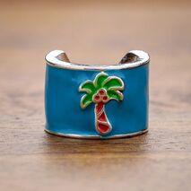 Charms στηθοσκοπίων - Lifestyle Palm Tree