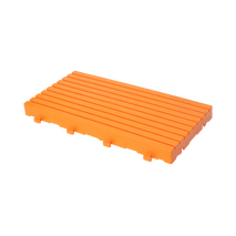 Διάδρομος παραλίας πορτοκαλί 0805312