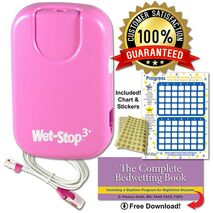 Ξυπνητήρι νυχτερινής ενούρησης WetStop III - pink