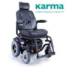 Ενισχυμένο ηλεκτροκίνητο αναπηρικό αμαξίδιο Leon