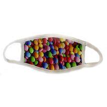 Υφασμάτινη Μάσκα  Πολλαπλών Χρήσεων Παιδική έως 6 χρονών - Candys