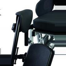 Αναπηρικό αμαξίδιο ειδικού τύπου PROTEGO από ατσάλι