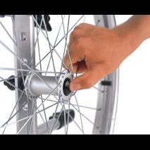 Αναπηρικό αμαξίδιο S-ECO 300 XL ενισχυμένο για υπέρβαρους