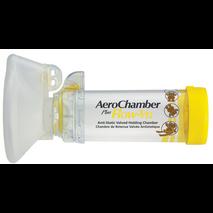 Aerochamber Plus Flow - Vu Anti - Static παιδικό με μάσκα