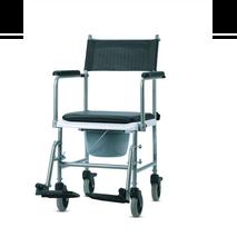 Αναπηρικό αμαξίδιο τουαλέτας TS-1