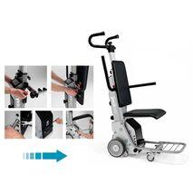 Σύστημα ανάβασης σκάλας με κάθισμα Yack Ν 911