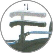 Ανακλινόμενα και ρυθμιζόμενα καθ' ύψος πλαϊνά
