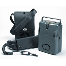 FreeStyle φορητός συμπυκνωτής οξυγόνου -AirSep (1 έως 5 lt min)