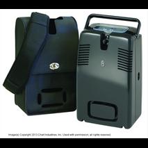 AirSep FreeStyle φορητός συμπυκνωτής οξυγόνου 1 εως 5 lt min