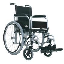 Αναπηρικό αμαξίδιο Budget από κράμματα αλουμινίου