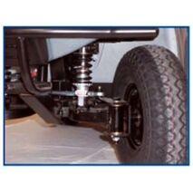 Αμορτισέρ dual shock σε κάθε τροχό
