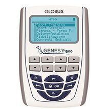 Φορητή τετρακάναλη συσκευή ηλεκτροθεραπείας Globus Genesy 1500