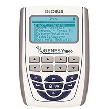 Φορητή τετρακάναλη συσκευή ηλεκτροθεραπείας Globus Genesy 1500 G3757
