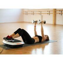 Πλατφόρμα γυμναστικής μέσω δονήσεων Power Board 2.0