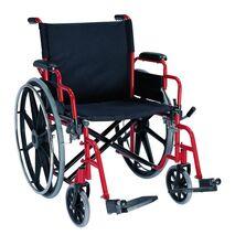 Αναπηρικό Αμαξίδιο Βαρέως τύπου 0808527 μεγιστο βαρος ασθενους 182 κιλα