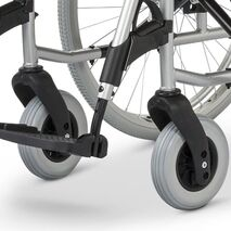 Χειροκίνητο αναπηρικό αμαξίδιο Budget II