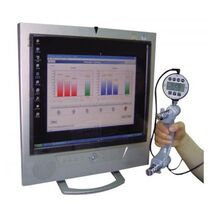 Ψηφιακό Δυναμόμετρο Χειρός MSD με λογισμικό για απεικόνιση μετρήσεων