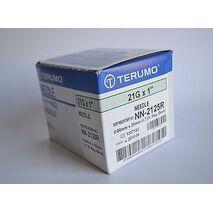 Βελόνες Terumo Neolus 21G x 1.5cm 100 τεμαχια