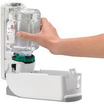 Dispenser χειροκίνητο GOJO® ADX-7™ για τον αφρό καθαρισμού GOJO ADX-7 Clear & Mild των 700ml λευκό/γκρι