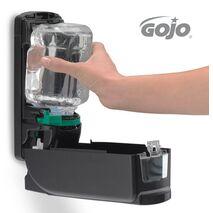 Dispenser χειροκίνητο GOJO® ADX-7™ για τον αφρό καθαρισμού GOJO ADX-7 Clear & Mild των 700ml inox