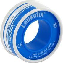 Leukofix® - Διαφανές επιδεσμικό ρολό για αυτοκόλλητη στερέωση