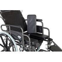 Αναπηρικό αμαξίδιο τύπου Reclining με δοχείο τουαλέτας - 0806062